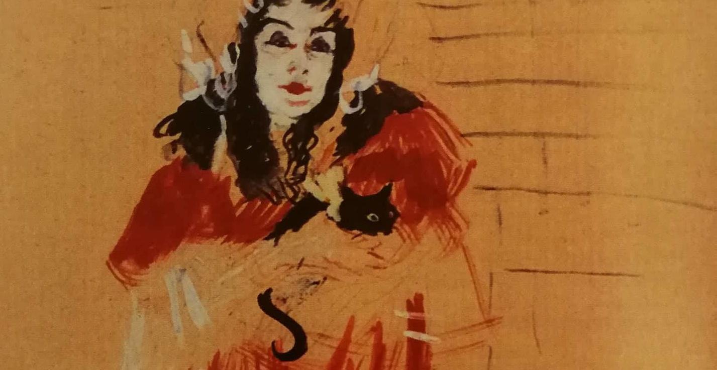 Życie nocne wg Toulouse Lautreca – May Belfort