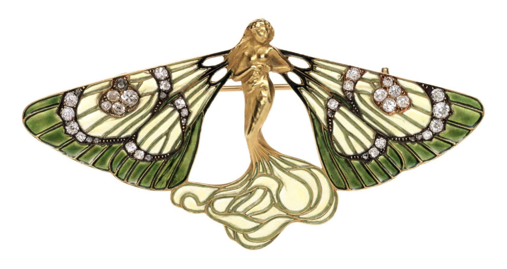 René Lalique– od Art Nouveau po Art Deco