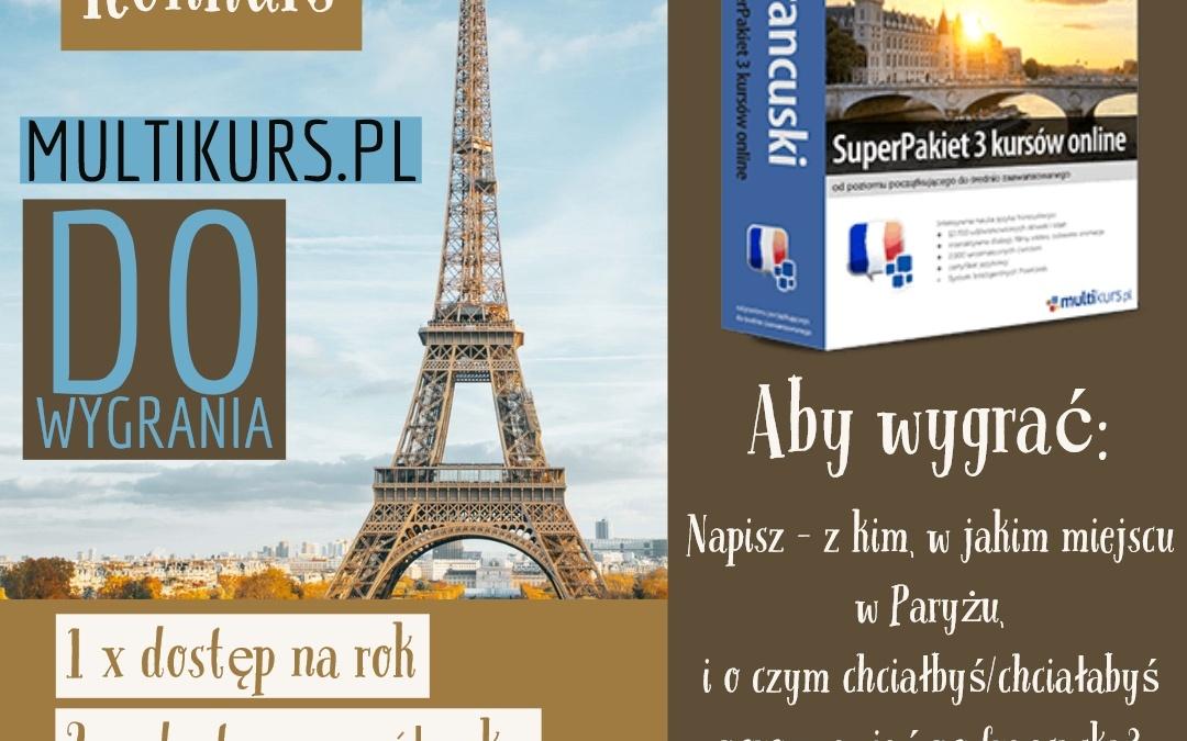 Regulamin konkursu – Multipakiet Francuski