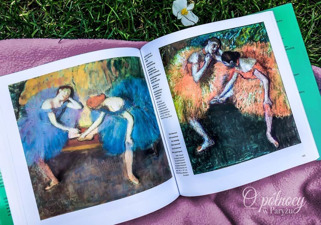 Edgar Degas album Koeneman Martina Padberg