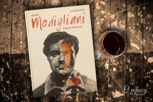 """Modigliani. Książę bohemy"" Seksik Laurent, Henanff Fabrice"