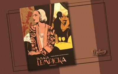 """""""Tamara Łempicka"""" Virginie Greiner"""