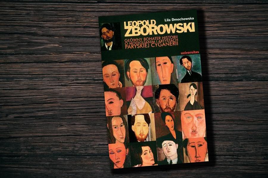Leopold Zborowski- główny bohater historii o Modiglianim i artystach paryskiej cyganerii