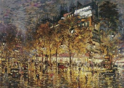 Konstanty Korovin Paris 1933