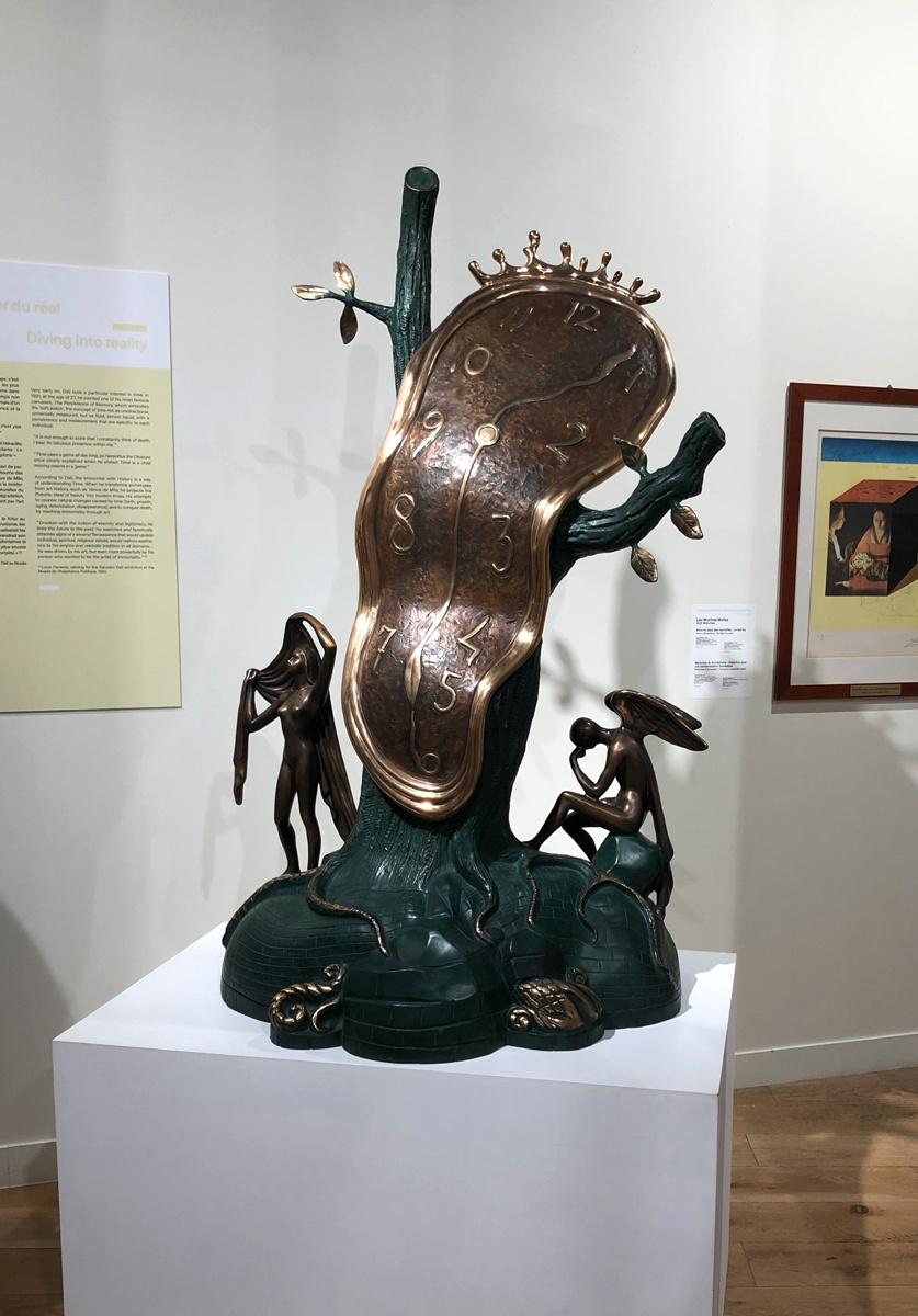 muzeum dali paryż espace dali