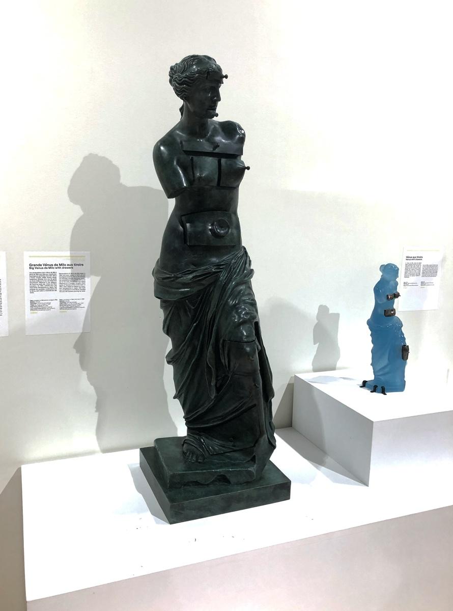 muzeum dali paris paryż salvador