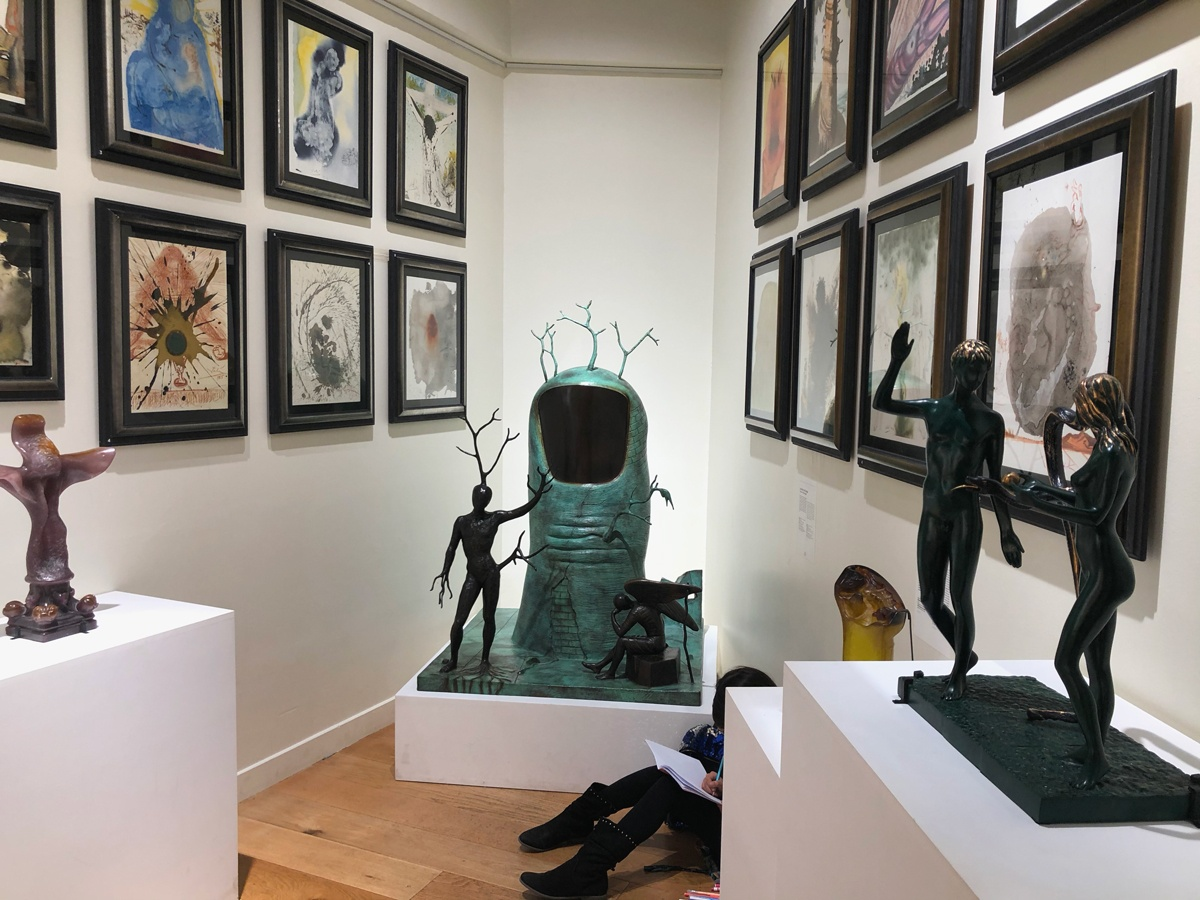 muzeum dali paryż musee paris espace paris
