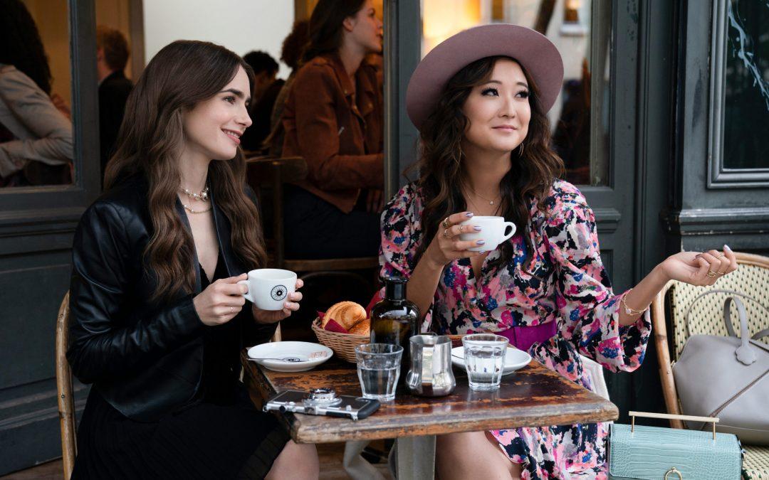 """""""Emily w Paryżu"""""""