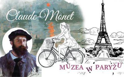 3 paryskie muzea z pracami Claude'a Moneta