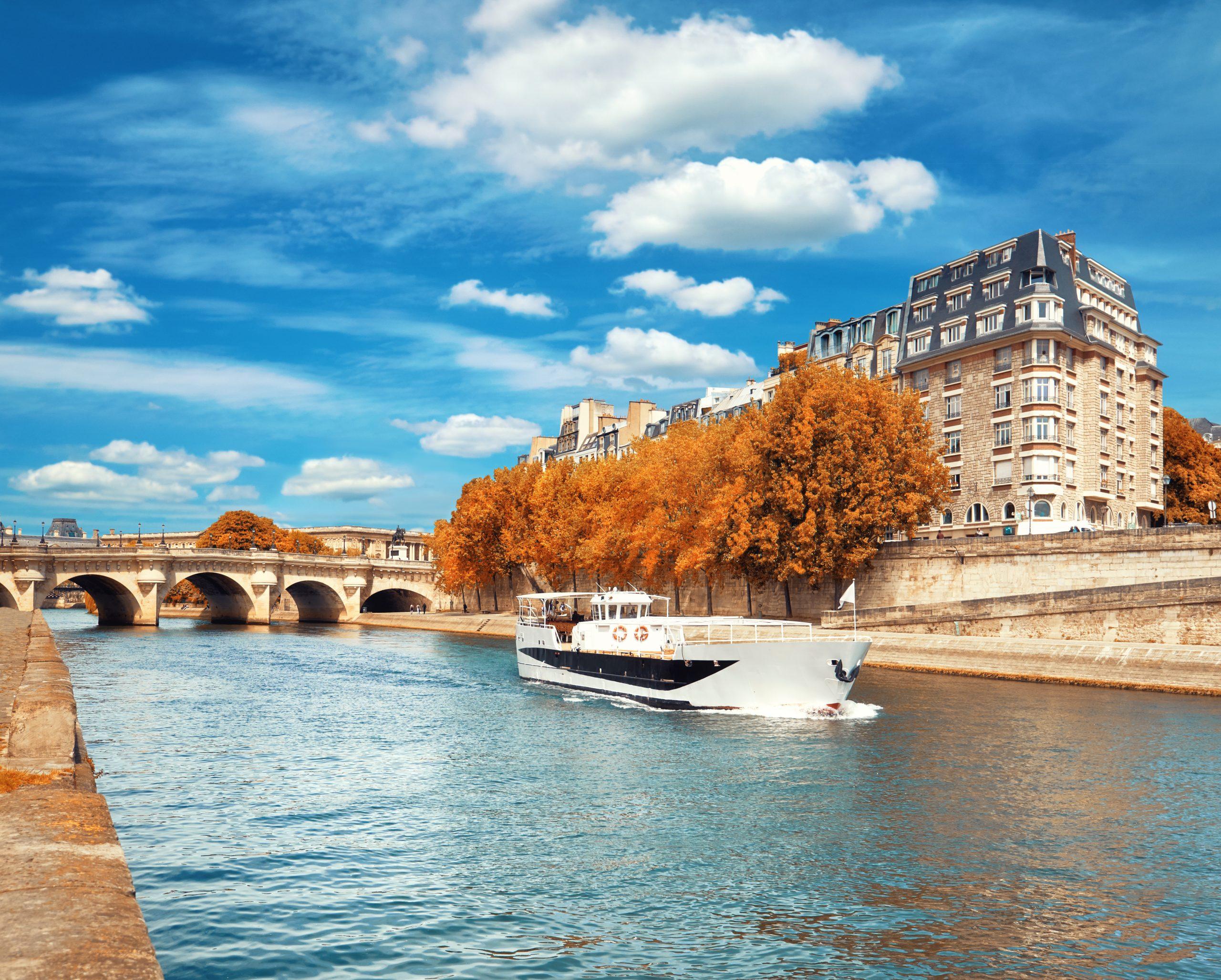 pont neuf most paryż